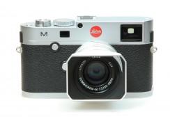 LEICA M (Typ 240) Set Summicron 35mm 2.0 silbern