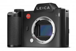 LEICA SL (Typ 601) Gehäuse, schwarz