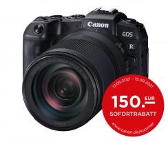 CANON EOS RP Kit 24-240mm jetzt mit Euro 100,- Sofortrabartt