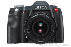 LEICA S-E (Typ 006) mit Summart 70mm/2.5 asph.
