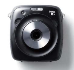 FUJI INSTAX SQUARE SQ 10 Kamera schw.