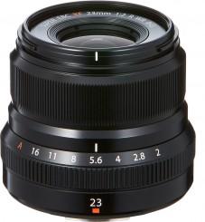FUJI  XF 23mm 2.0 R WR schwarz
