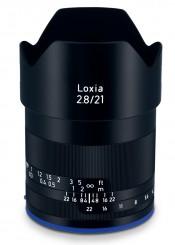 ZEISS LOXIA 21mm 2.8 (f.Sony E-Mount Vollformat)