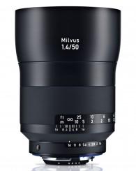 ZEISS MILVUS 50mm 1.4 ZF.2 (f. Nikon F)