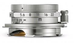 LEICA M  28mm 5.6 SUMMARON silbern