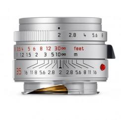 LEICA M  35mm 2.0 SUMMICRON ASPH. silber