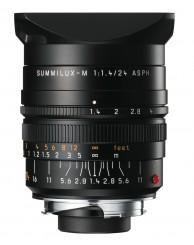 LEICA M  28mm 2,0 SUMMICRON ASPH. schwarz