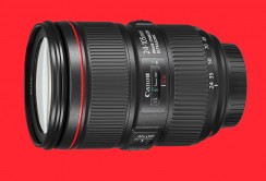 CANON EF-L 24-105mm 4.0 IS USM II Aktion