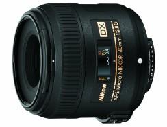 NIKON AF-S DX  40mm 2.8 G MICRO