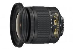 NIKON AF-P DX 10-20mm 4.5-5.6 G VR *neu*