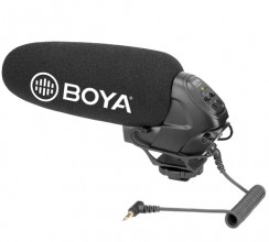 BOYA On-Camera Shotgun Microphone