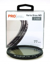 PRO ND FILTER FADER 2-400 77mm