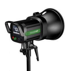 PHOTTIX INDRA 500 TTL MOBILER BLITZ MIT AKKU
