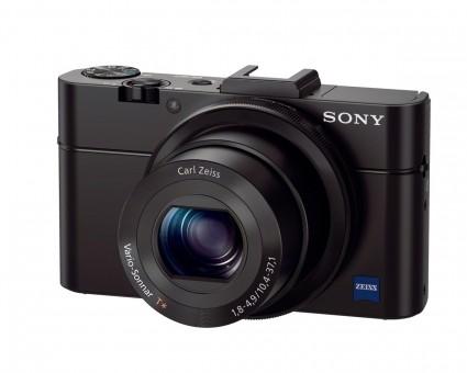SONY DSC RX 100 II Kompaktkamera
