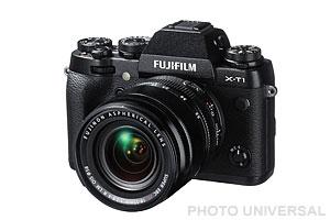 FUJI  X-T1 KIT XF 18-55mm***