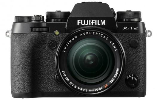 FUJI  X-T2 Kit XF 18-55mm 2.8-4 R LM OIS