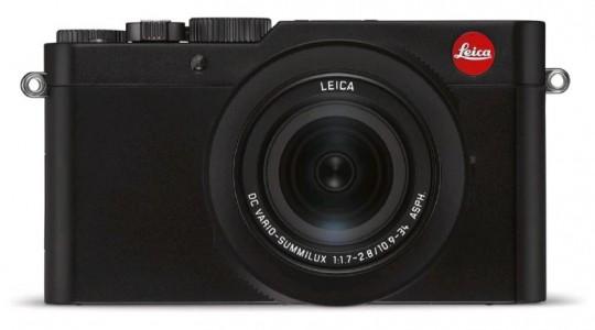LEICA D-LUX 7 schwarz eloxiert