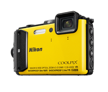 NIKON COOLPIX AW 130 Camouflage Outdoor-Edition***