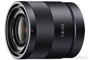 SONY/ZEISS SEL T*24mm 1,8 ZA  E-Mount (APS-C)