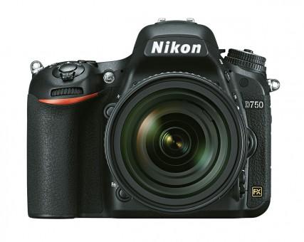 NIKON D750 KIT AF-S 24-120mm 4.0 ED VR