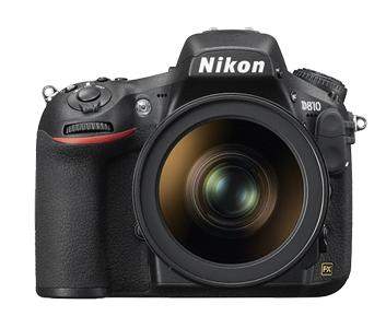 NIKON D810 KIT 24-120mm 4.0 G ED VR