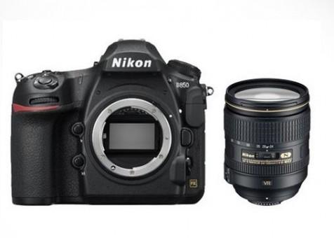 NIKON D850 Kit AF-S 24-120 4.0 G ED VR