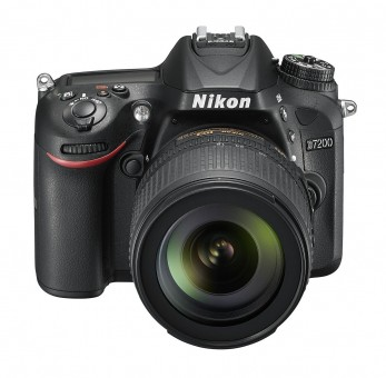 NIKON D7200 KIT AF-S DX 18-105mm 3.5-5.6 G ED VR