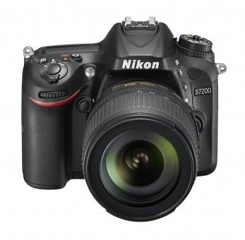 NIKON D7200 KIT AF-S DX 18-105mm 3.5-5.6 G ED VR