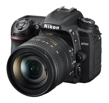 NIKON D7500 Kit AFS DX 16-80mm 2.8-4.0 ED VR