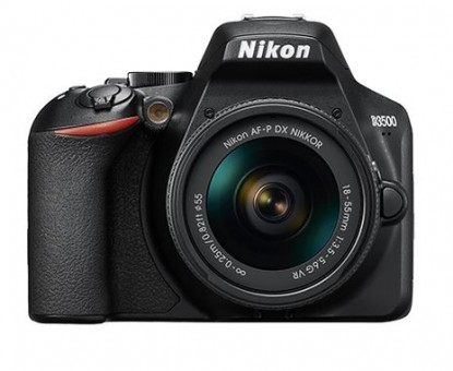 NIKON D3500 Kit AF-P DX 18-55mm VR