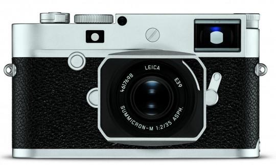 LEICA M10-P silber Kit mit Summicron 35mm 2.0