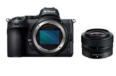 NIKON Z5 Kit 24-50mm 4.0-6.3