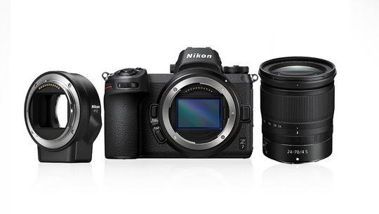 NIKON Z7 Kit Z 24-70mm 4.0 + FTZ Adapter