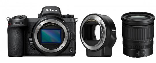 NIKON Z6II Kit 24-70mm 4.0 + FTZ Adapter