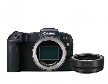 CANON EOS RP Gehäuse + EF-EOS R Adapter  -100,- € Sofortraba