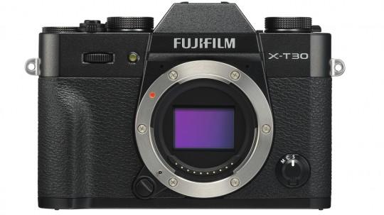 FUJI X-T30 Gehäuse schwarz