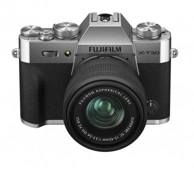 FUJIFILM X-T30 II + FUJINON XC15-45mmF3.5-5.6 OIS PZ