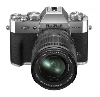 FUJIFILM X-T30 II + FUJINON XF18-55mmF2.8-4 R LM OIS