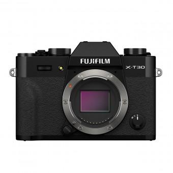 FUJIFILM X-T30 II BLACK