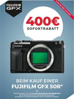 FUJI GFX 50 R Gehäuse