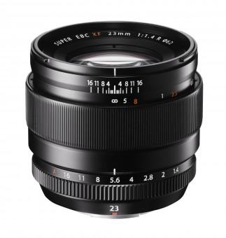 FUJI  XF 23mm 1,4 R schwarz