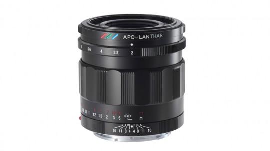 Voigtländer 50mm 2.0 APO-LANTHAR f. Sony E