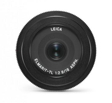 LEICA TL 18mm 2.8 ELMARIT asph. schw.