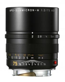 LEICA M  75mm 2.0 APO SUMMICRON asph. QM