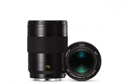 MIETE LEICA SL Objektiv 75mm 2.0 asph. APO