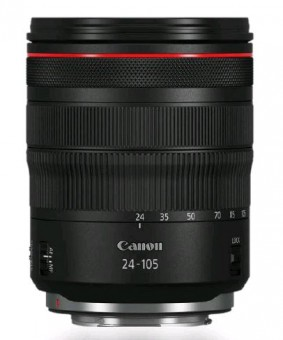 CANON RF 24-105mm 4,0 L IS USM