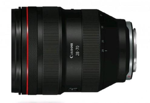 CANON RF 28-70mm 2,0 L USM