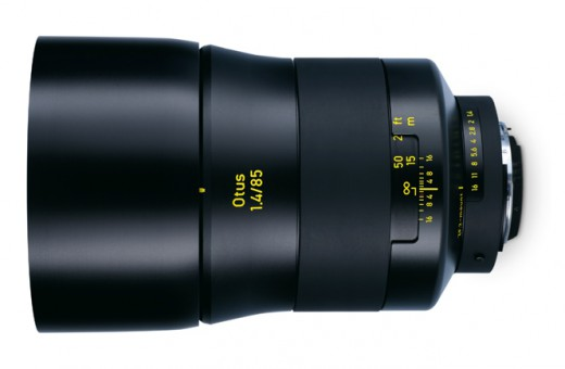 ZEISS OTUS  85mm 1,4 ZE APO-DISTAGON  (f. Canon EOS)