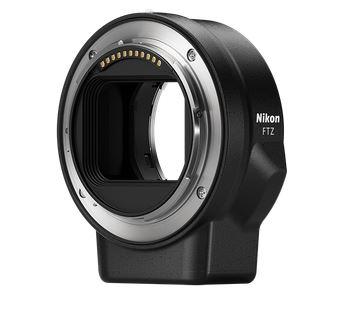 NIKON FTZ Adapter (F-Objektive an Z-Kameras)