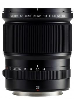 FUJI GF 23mm 4.0 R LM WR